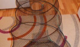 Vrš na odchyt ryb, velikost XXL