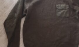 Hubertus, krátky -vycházkovy, svetr hubert