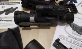 Prodám NV atn x sight II HD 3-14+doplňky